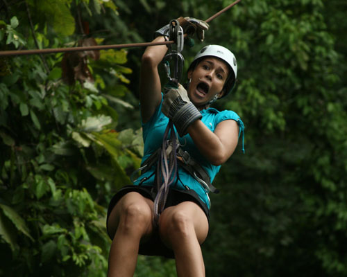 Adventure Canopy tours